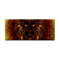 Lion Wild Animal Abstract Cosmetic Storage Cases
