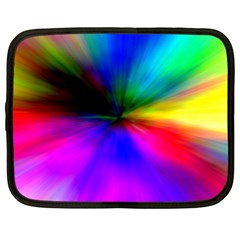 Creativity Abstract Alive Netbook Case (large) by Celenk