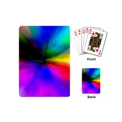 Creativity Abstract Alive Playing Cards (mini)