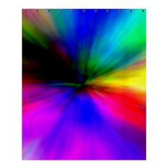 Creativity Abstract Alive Shower Curtain 60  X 72  (medium)  by Celenk