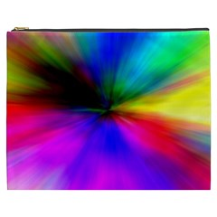Creativity Abstract Alive Cosmetic Bag (xxxl)  by Celenk