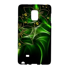 Flora Entwine Fractals Flowers Galaxy Note Edge by Celenk