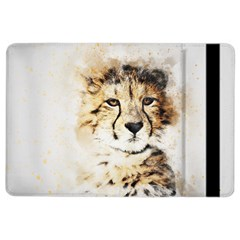 Leopard Animal Art Abstract Ipad Air 2 Flip by Celenk