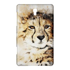 Leopard Animal Art Abstract Samsung Galaxy Tab S (8 4 ) Hardshell Case  by Celenk