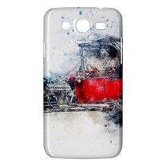 Car Old Car Art Abstract Samsung Galaxy Mega 5 8 I9152 Hardshell Case  by Celenk