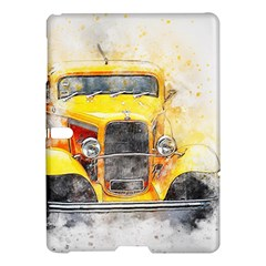 Car Old Art Abstract Samsung Galaxy Tab S (10 5 ) Hardshell Case  by Celenk