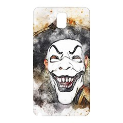 Mask Party Art Abstract Watercolor Samsung Galaxy Note 3 N9005 Hardshell Back Case by Celenk