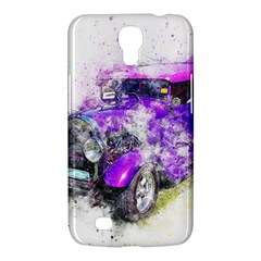 Car Old Car Art Abstract Samsung Galaxy Mega 6 3  I9200 Hardshell Case by Celenk