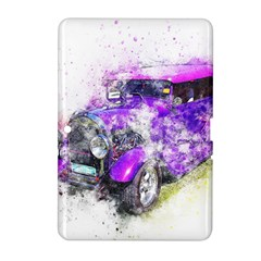 Car Old Car Art Abstract Samsung Galaxy Tab 2 (10 1 ) P5100 Hardshell Case  by Celenk