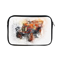 Car Old Car Art Abstract Apple Ipad Mini Zipper Cases by Celenk