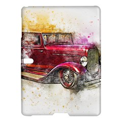 Car Old Car Art Abstract Samsung Galaxy Tab S (10 5 ) Hardshell Case  by Celenk
