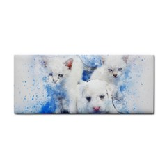 Dog Cats Pet Art Abstract Cosmetic Storage Cases