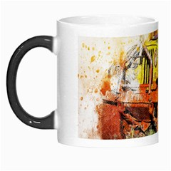 Car Old Car Fart Abstract Morph Mugs by Celenk