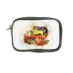 Car Old Car Fart Abstract Coin Purse by Celenk