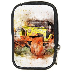 Car Old Car Fart Abstract Compact Camera Cases