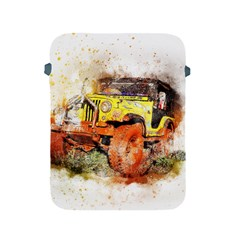 Car Old Car Fart Abstract Apple Ipad 2/3/4 Protective Soft Cases by Celenk