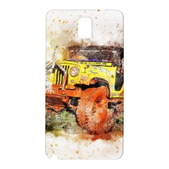 Car Old Car Fart Abstract Samsung Galaxy Note 3 N9005 Hardshell Back Case by Celenk