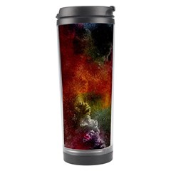 Abstract Picture Pattern Galaxy Travel Tumbler by Celenk