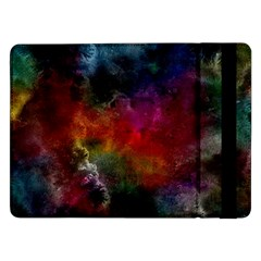 Abstract Picture Pattern Galaxy Samsung Galaxy Tab Pro 12 2  Flip Case