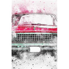 Car Old Car Art Abstract 5 5  X 8 5  Notebooks by Celenk
