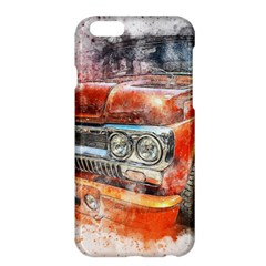 Car Old Car Art Abstract Apple Iphone 6 Plus/6s Plus Hardshell Case