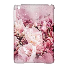 Flowers Bouquet Art Abstract Apple Ipad Mini Hardshell Case (compatible With Smart Cover) by Celenk