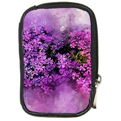 Flowers Spring Art Abstract Nature Compact Camera Cases