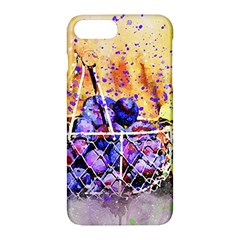 Fruit Plums Art Abstract Nature Apple Iphone 7 Plus Hardshell Case