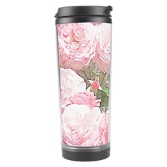 Flowers Roses Art Abstract Nature Travel Tumbler by Celenk