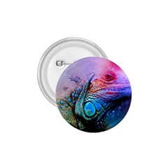Lizard Reptile Art Abstract Animal 1 75  Buttons by Celenk