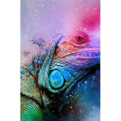 Lizard Reptile Art Abstract Animal 5 5  X 8 5  Notebooks by Celenk