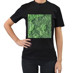 Geological Surface Background Women s T Shirt (black) by Celenk