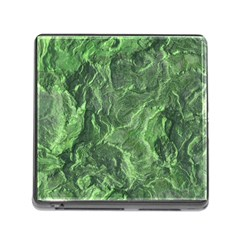 Geological Surface Background Memory Card Reader (square)