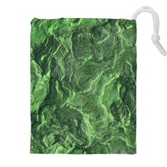 Geological Surface Background Drawstring Pouches (xxl)