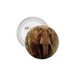 Elephant Animal Art Abstract 1 75  Buttons by Celenk