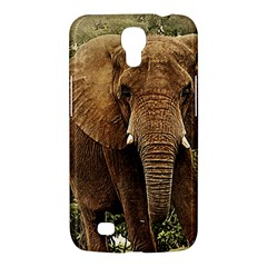 Elephant Animal Art Abstract Samsung Galaxy Mega 6 3  I9200 Hardshell Case by Celenk