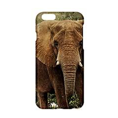 Elephant Animal Art Abstract Apple Iphone 6/6s Hardshell Case by Celenk