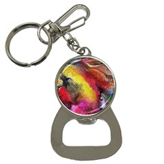 Background Art Abstract Watercolor Button Necklaces