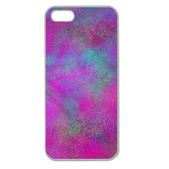 Background Texture Structure Apple Seamless Iphone 5 Case (clear) by Celenk