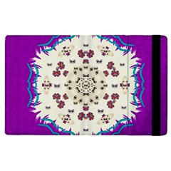 Eyes Looking For The Finest In Life As Calm Love Apple Ipad 3/4 Flip Case by pepitasart
