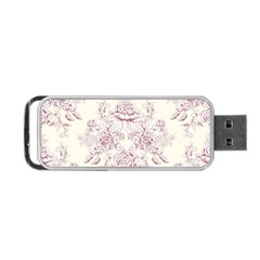 French Chic Portable Usb Flash (two Sides) by 8fugoso