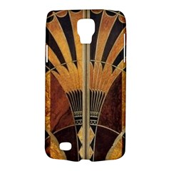 Art Deco Gold Galaxy S4 Active by 8fugoso