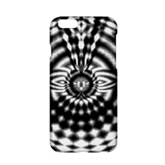 Ornaments Pattern Black White Apple Iphone 6/6s Hardshell Case by Cveti