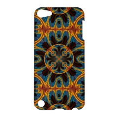 Tapestry Pattern Apple Ipod Touch 5 Hardshell Case by linceazul