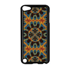 Tapestry Pattern Apple Ipod Touch 5 Case (black) by linceazul