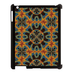 Tapestry Pattern Apple Ipad 3/4 Case (black) by linceazul