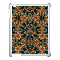 Tapestry Pattern Apple Ipad 3/4 Case (white) by linceazul