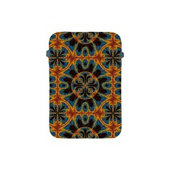 Tapestry Pattern Apple Ipad Mini Protective Soft Cases by linceazul