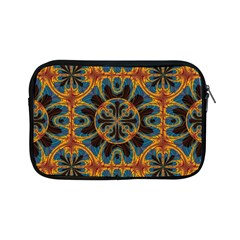 Tapestry Pattern Apple Ipad Mini Zipper Cases by linceazul