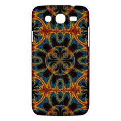 Tapestry Pattern Samsung Galaxy Mega 5 8 I9152 Hardshell Case  by linceazul
